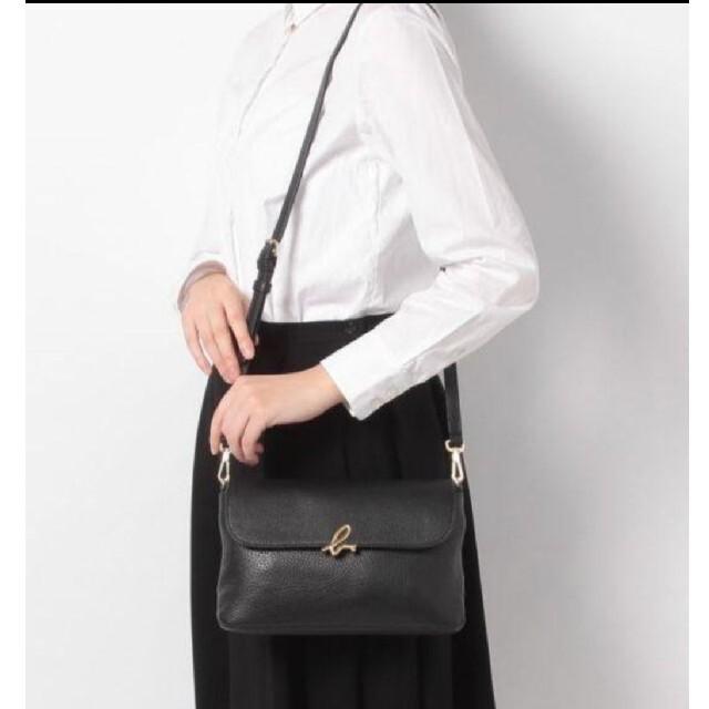 agnes b.(アニエスベー)のアニエスベー agnes b. バッグ ショルダーバッグ  The b. レディースのバッグ(ショルダーバッグ)の商品写真