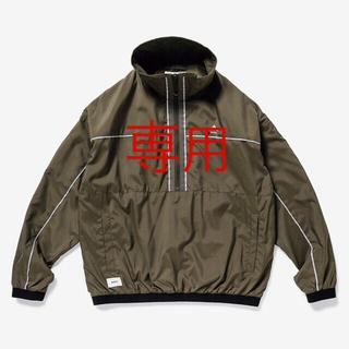 ダブルタップス(W)taps)のWtaps Keeper Jacket Olive Drab S(ミリタリージャケット)