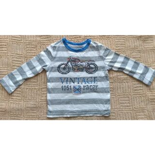 ギャップキッズ(GAP Kids)のGAP長袖90〜100センチ3枚。(Tシャツ/カットソー)