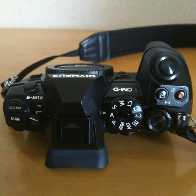 OLYMPUS(オリンパス)のOLYMPUS   OM-D E-M1 mark2 ボディ スマホ/家電/カメラのカメラ(ミラーレス一眼)の商品写真