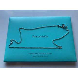 ティファニー(Tiffany & Co.)のティファニー シルバー チェーン のみ(ネックレス)