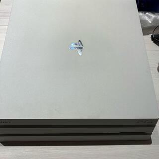 PlayStation4 - PS4 PRO 1TB グレイシャーホワイト 美品