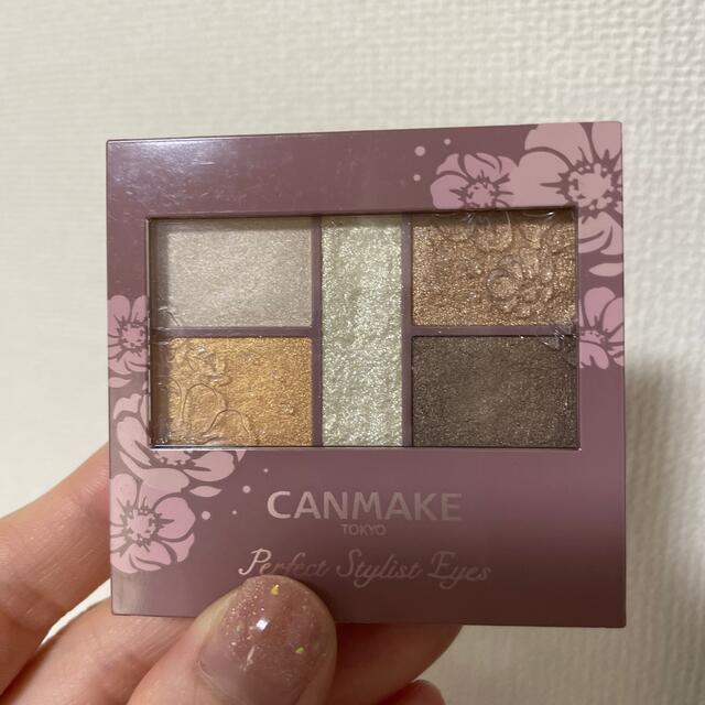 CANMAKE(キャンメイク)のエクセル キャンメイク アイシャドウ コスメ/美容のベースメイク/化粧品(アイシャドウ)の商品写真