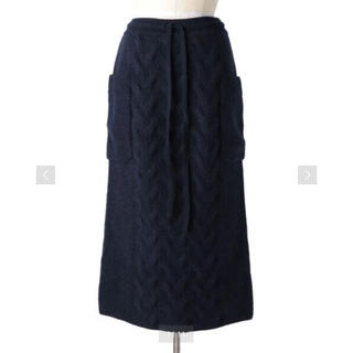 美品 ドゥロワー     スカート