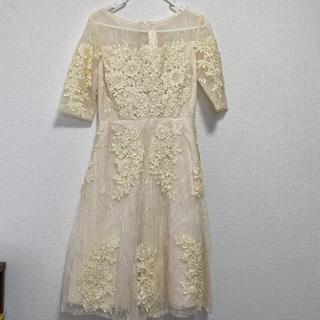 パーティードレス  結婚式 二次会  ドレス
