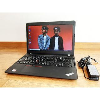 レノボ(Lenovo)のLenovo E575 A6 9500B 256G/SSD 4G Camera(ノートPC)