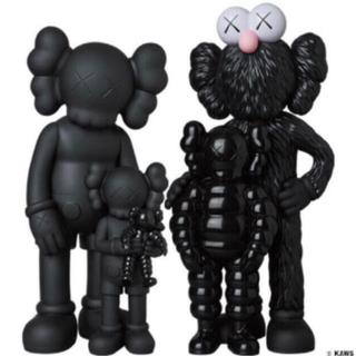 MEDICOM TOY - 【即日発送】Kaws Family Black カウズ ファミリー ブラック