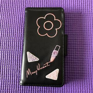 マリークワント(MARY QUANT)のマリークワント iPhoneケース7.8.SE(iPhoneケース)