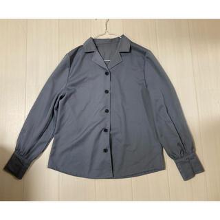 GRL - グレイル青シャツ