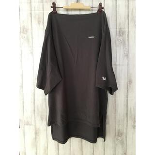 コーエン(coen)のcoen コーエン 1M トップス Tシャツ カットソー ゆったり(Tシャツ(半袖/袖なし))