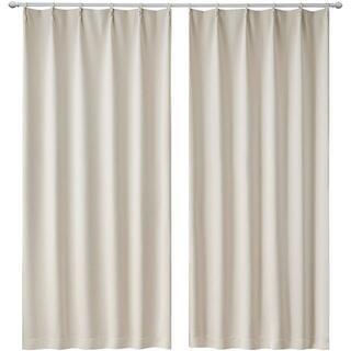 高級遮光カーテン ドレープカーテン 1枚 UVカット 150*200cm
