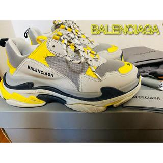 Balenciaga - BALENCIAGA triple S   43   鑑定済み コメントください