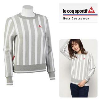 le coq sportif - 新品定価13200円/ルコック/レディース/ゴルフ/トレーナー/スウェット