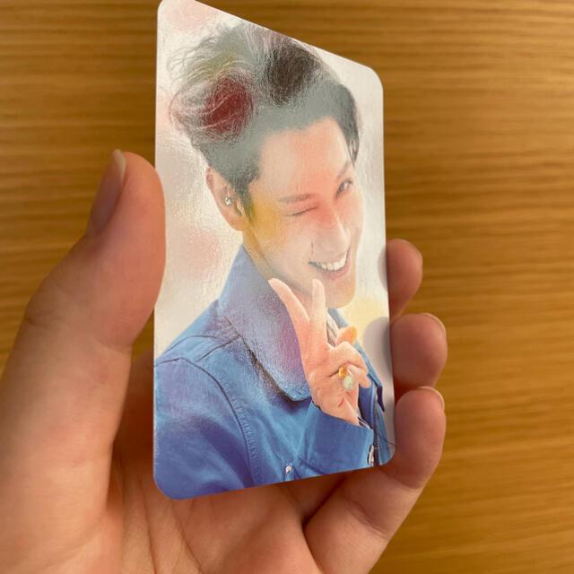nct wayv ten トレカ エンタメ/ホビーのCD(K-POP/アジア)の商品写真