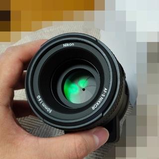 Nikon - Nikon af-s Nikkor 50mm 1:1.8 G