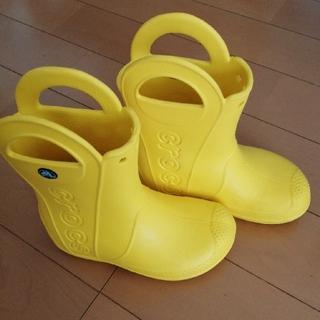 crocs - クロックス レインシューズ