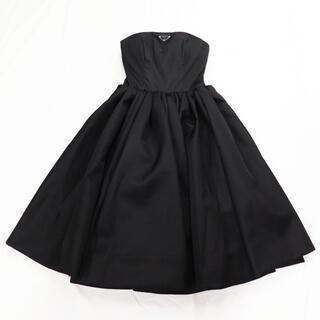 プラダ(PRADA)の2021SS PRADA プラダ ナイロン コルセット ドレス ワンピース(ロングワンピース/マキシワンピース)