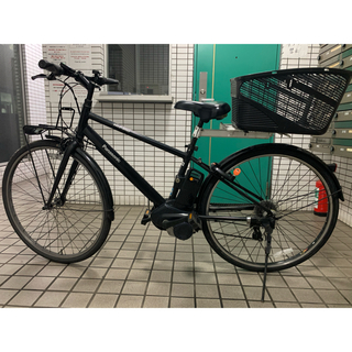 Panasonic - 快速変更Panasonicベロスター12Ah(700C)電動自転車
