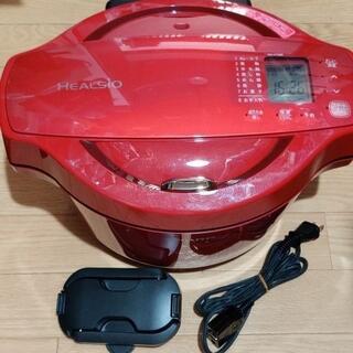 シャープ(SHARP)のヘルシオ 水なし自動調理鍋 KN-HT99B(調理機器)