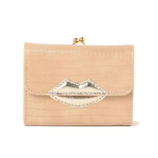 キャセリーニ(Casselini)のCasselini キャセリーニ クロコ 折財布(財布)