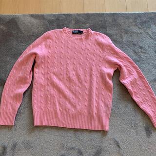 ポロラルフローレン(POLO RALPH LAUREN)のラルフローレンメンズカシミア100%セーター(ニット/セーター)