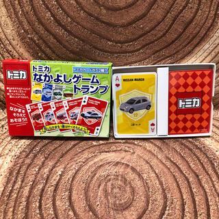 タカラトミー(Takara Tomy)のトミカ なかよしゲーム トランプ カードゲーム(トランプ/UNO)