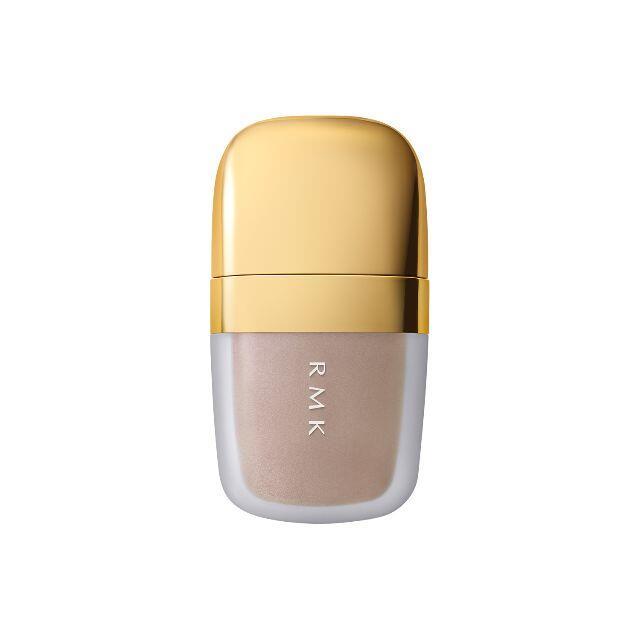 RMK(アールエムケー)のRMK ローズウッドデイドリーム リクイドアイズ 02 アンバーグレイン コスメ/美容のベースメイク/化粧品(アイシャドウ)の商品写真