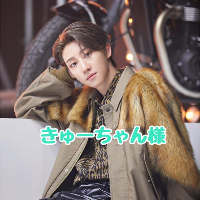 SEVENTEEN(セブンティーン)のSEVENTEEN ミンハオ  THE8 ミョンホ 20cm ぬいぐるみ エンタメ/ホビーのCD(K-POP/アジア)の商品写真