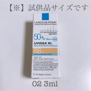 LA ROCHE-POSAY - ラロッシュポゼ UVイデア XL プロテクションBB 02(試供品3mL)