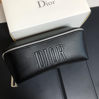 Dior - Dior ディオール  オリジナル スクエア ポーチ ブラック 箱なし