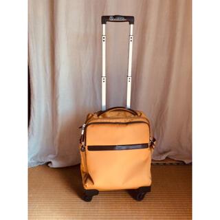 カナナプロジェクト 19L キャリーバッグ 機内持ち込み可能サイズ