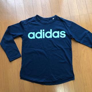 adidas - adidas 長Tシャツ 140cm