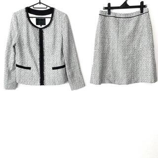 アンタイトル(UNTITLED)のアンタイトル スカートスーツ サイズ42 L -(スーツ)