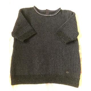 フォクシー(FOXEY)のフォクシー 半袖セーター トップス エポカ ルネ ディオール(ニット/セーター)