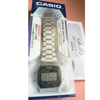 CASIO - CASIO カシオ スタンダード A164WA-1デジタル 令和3年6月購入