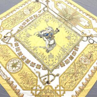 エルメス(Hermes)のHERMES(エルメス) スカーフ カレ90(バンダナ/スカーフ)