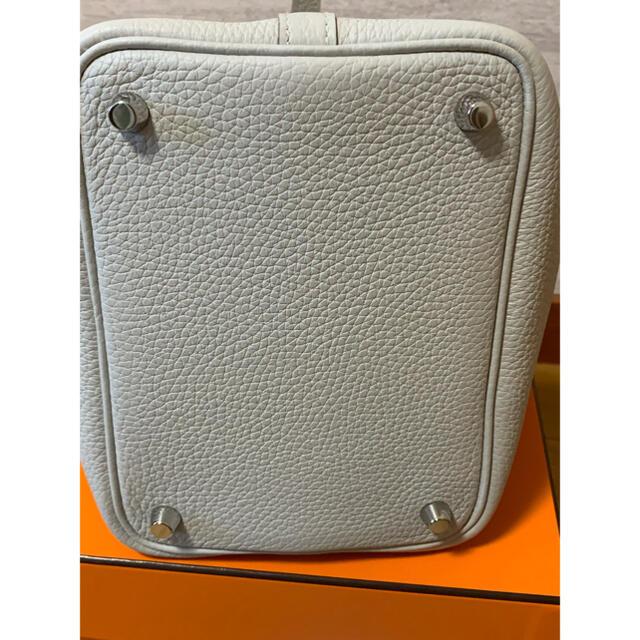 Hermes(エルメス)のエルメス ピコタンロック18 PM グリペルル レディースのバッグ(ハンドバッグ)の商品写真