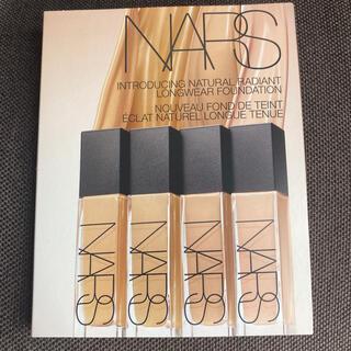 ナーズ(NARS)のNARS ファンデーション サンプル(ファンデーション)