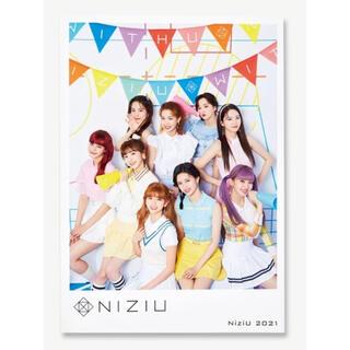 SONY - NiziU パンフレット ポップアップストア