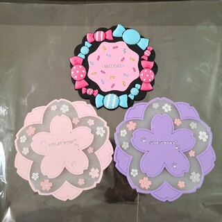 スターバックスコーヒー(Starbucks Coffee)のスターバックス コースター 5枚セット(テーブル用品)
