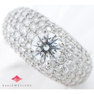 ポンテヴェキオ(PonteVecchio)のポンテヴェキオ   ダイヤモンド 0.839 リング・指輪(リング(指輪))
