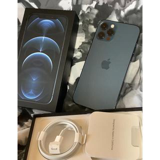 Apple - iPhone 12pro 256GB パシフィックブルー
