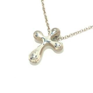 ティファニー(Tiffany & Co.)のティファニー ネックレス スモールクロス(ネックレス)