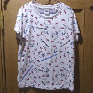 ハローキティ(ハローキティ)のサンリオ ハローキティのTシャツ サイズ140 <a963>(Tシャツ/カットソー)