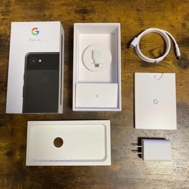 Google(グーグル)のGoogle Pixel 3a 64GB スマホ/家電/カメラのスマートフォン/携帯電話(スマートフォン本体)の商品写真