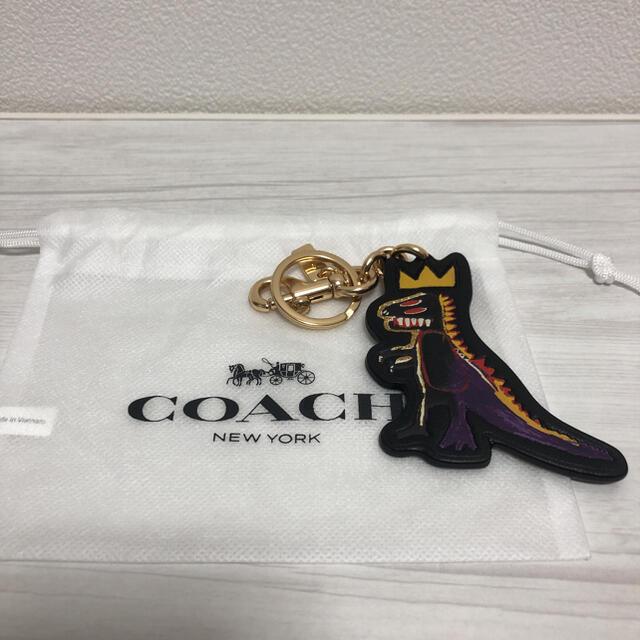 COACH(コーチ)のコーチ バスキア キーホルダー チャーム メンズのファッション小物(キーホルダー)の商品写真