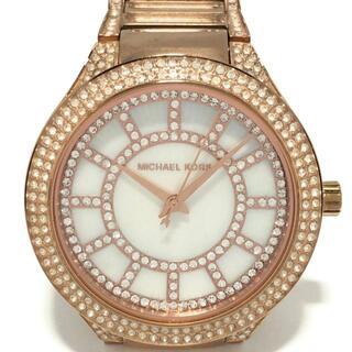 マイケルコース(Michael Kors)のマイケルコース 腕時計 - MK-3313(腕時計)