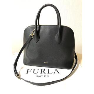 フルラ(Furla)のFURLA code M DOME 2way ハンド/ショルダーバッグ(ショルダーバッグ)