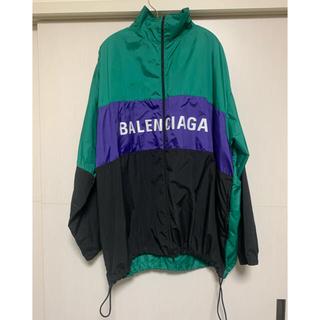 バレンシアガ(Balenciaga)のbalenciaga ナイロンジャケット(ナイロンジャケット)