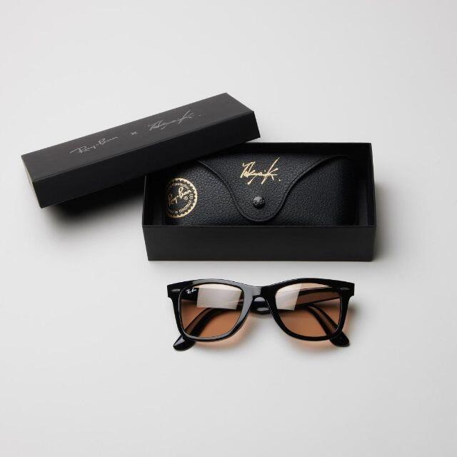 Ray-Ban(レイバン)の新品正規品◆レイバン×木村拓哉★キムタク◆RB2140F 901/4B メンズのファッション小物(サングラス/メガネ)の商品写真